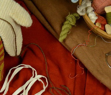 Handicraft Patterns and Instructions